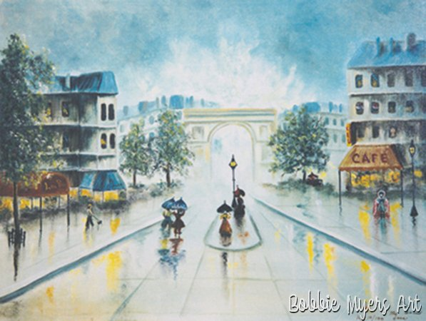 ParisInTheRain