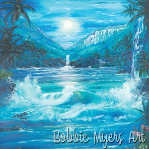 BobbieMyers_BlueHawaiianNight_36x48     , 9/6/12, 4:50 AM, 16C, 6588x9072 (1428+2040), 150%, Custom,   1/8 s, R38.8, G13.0, B23.4